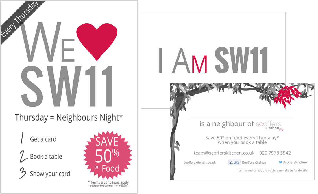 Scoffers I Am SW11 Promotion