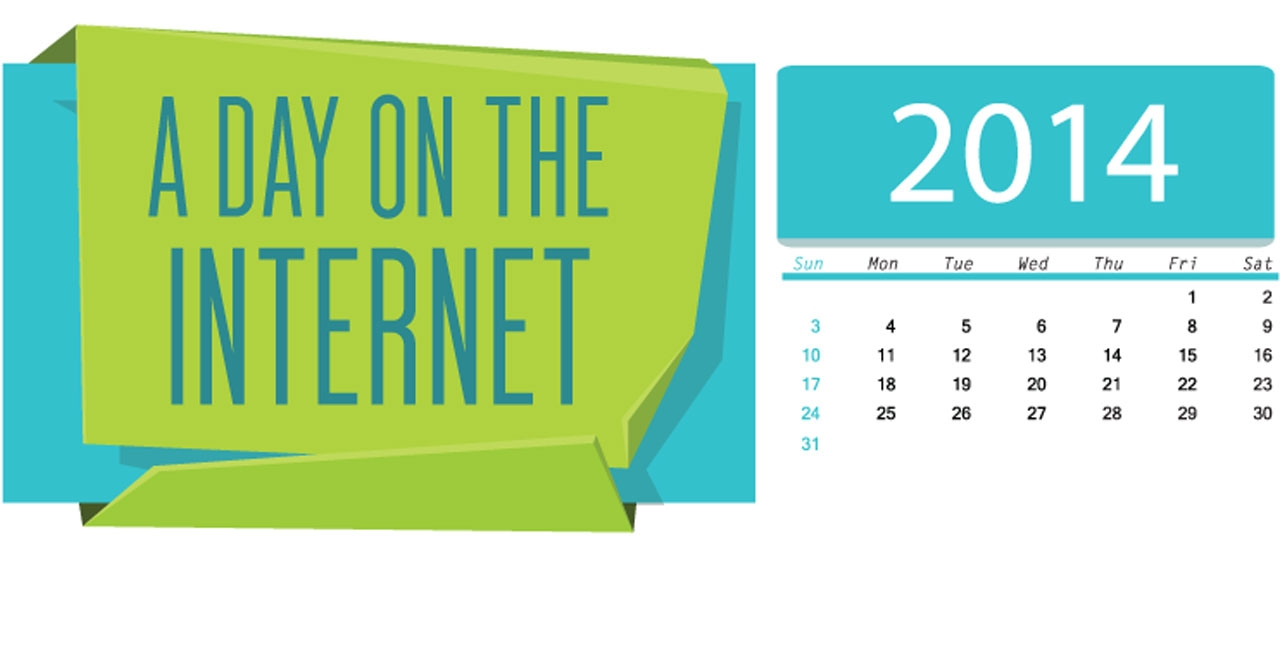 Happy Internet Day [Infographic]
