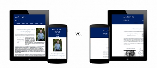 Is your site mobile-friendly?