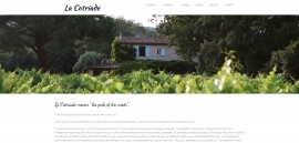 La Cotriade Villa // Website Launch